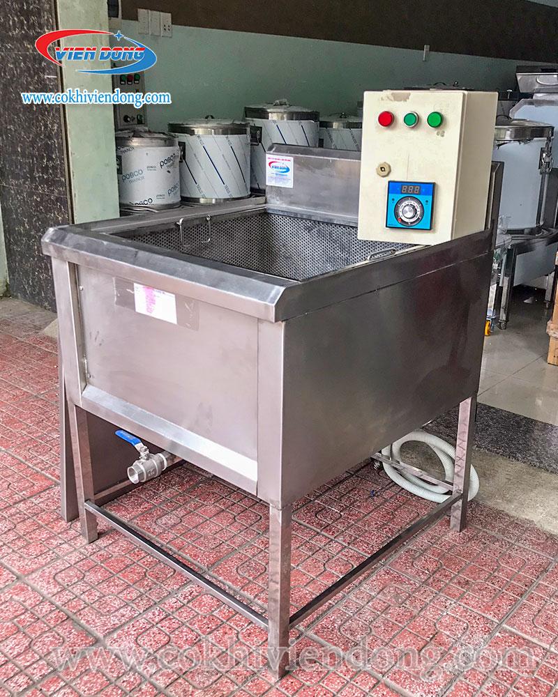 Bếp chiên công nghiệp 200 lít