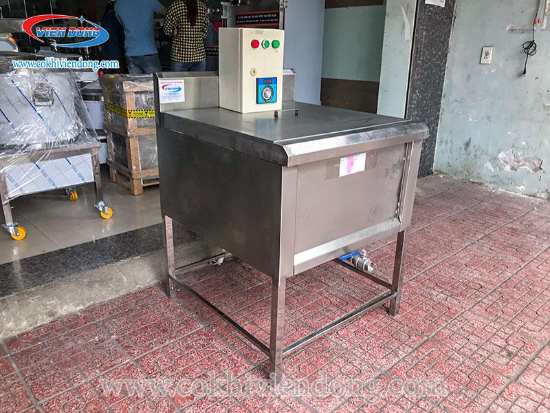 Bếp chiên nhúng công nghiệp 200L
