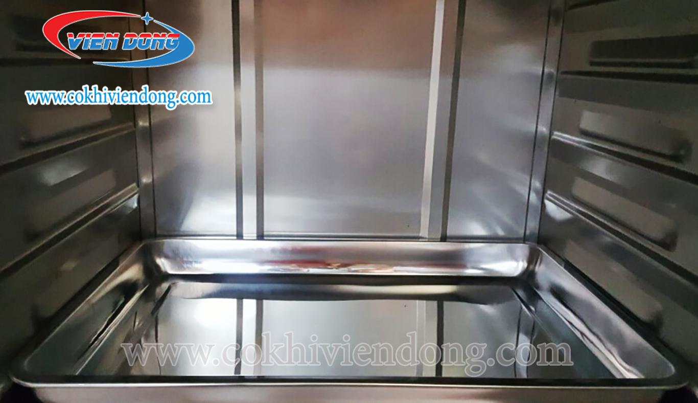 Khay nấu - khay hấp tủ hấp công nghiệp