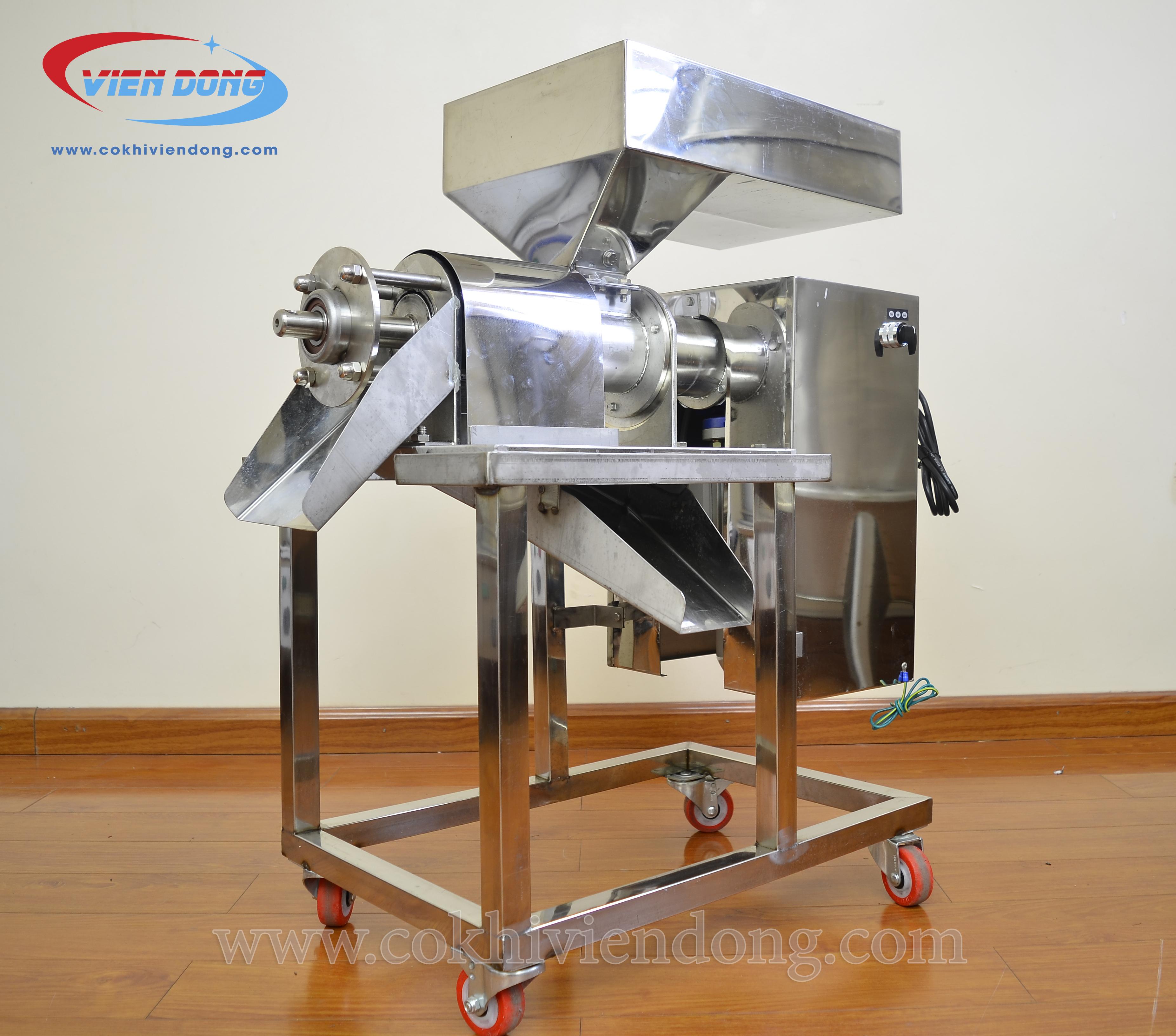 máy vắt nước cốt dừa công nghiệp