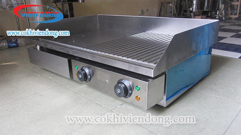 Bếp chiên phẳng nhám