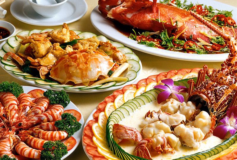 Tủ hấp hải sản Viễn Đông