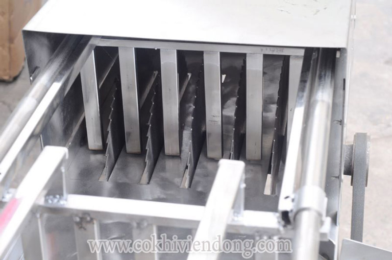 Máy cắt nước đá tay kéo