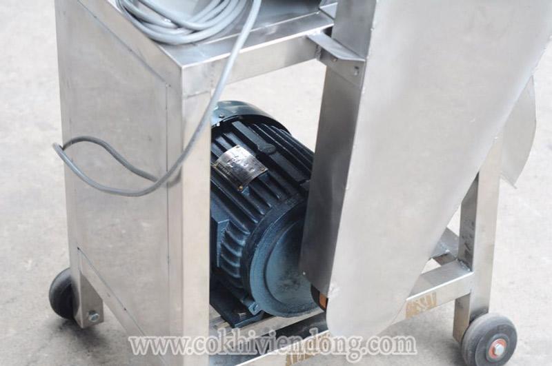 máy xay nước đá bào