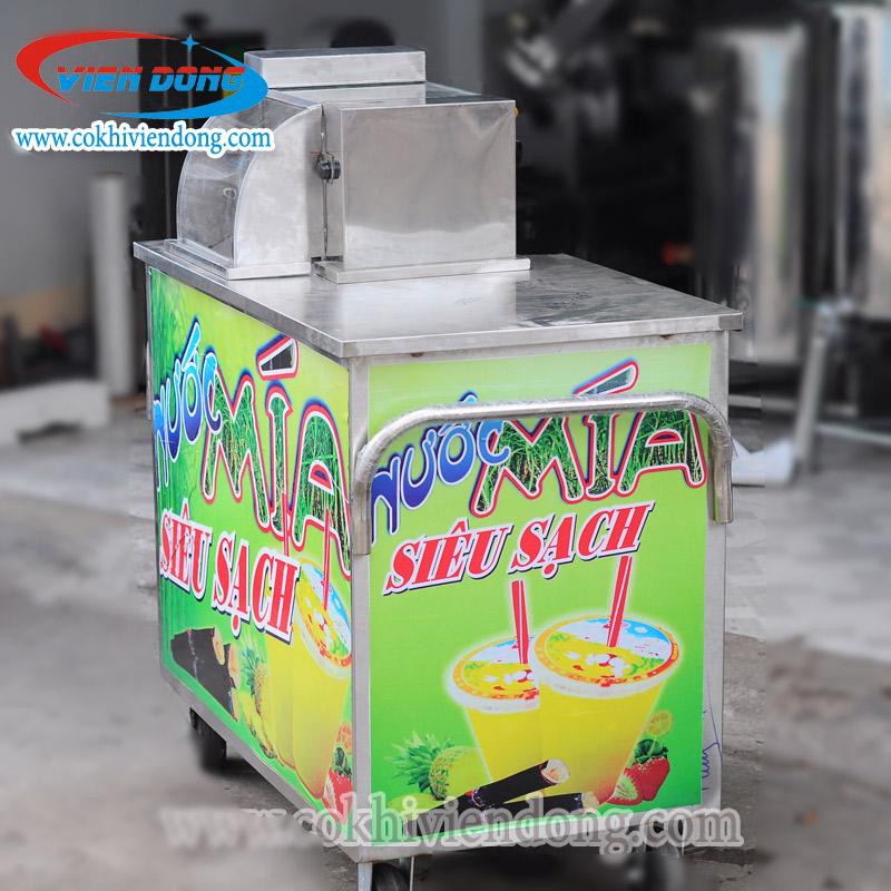 Xe nước mía siêu sạch Viễn Đông