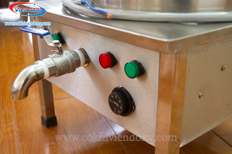 Nồi nấu nước lèo dùng điện 50 - 60L