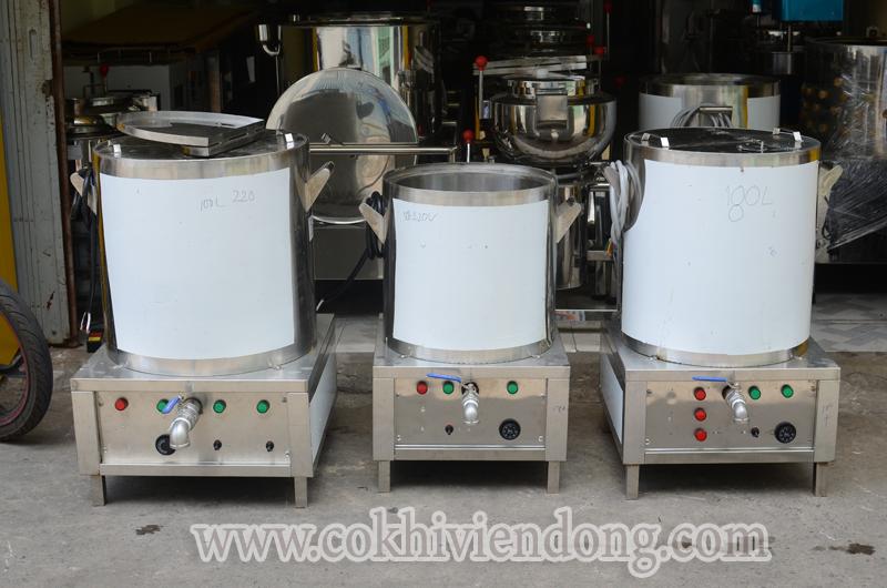 Bộ nồi nấu phở 30L - 50L- 80L tiêu chuẩn