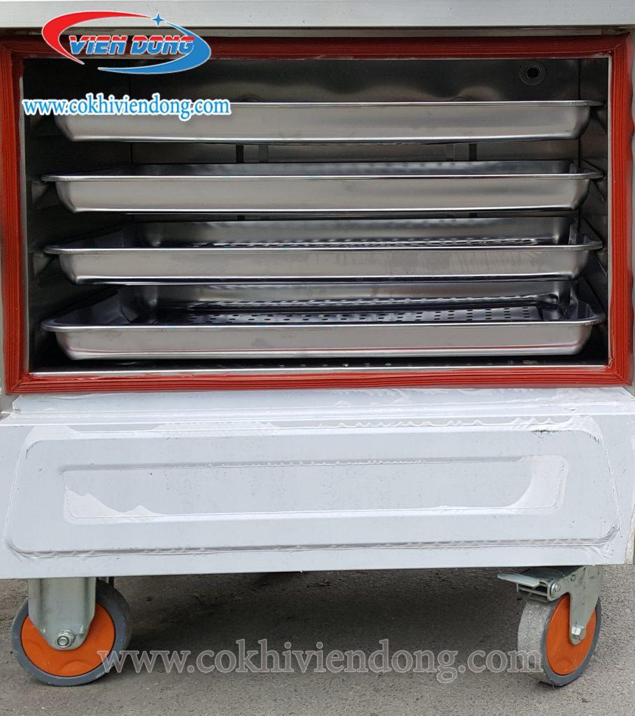 tủ nấu cơm 4 khay trung quốc3