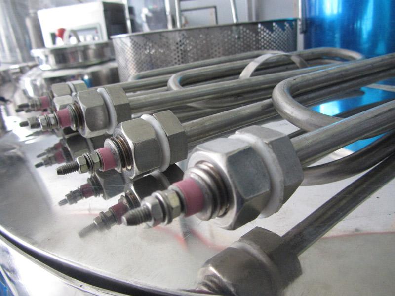 thanh nhiệt máy rang hạt
