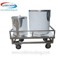 Bộ nồi nấu phở xe đẩy 25 – 50L