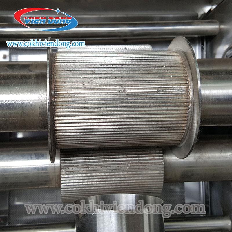 Rulo Xe nước mía siêu sạch X2-500