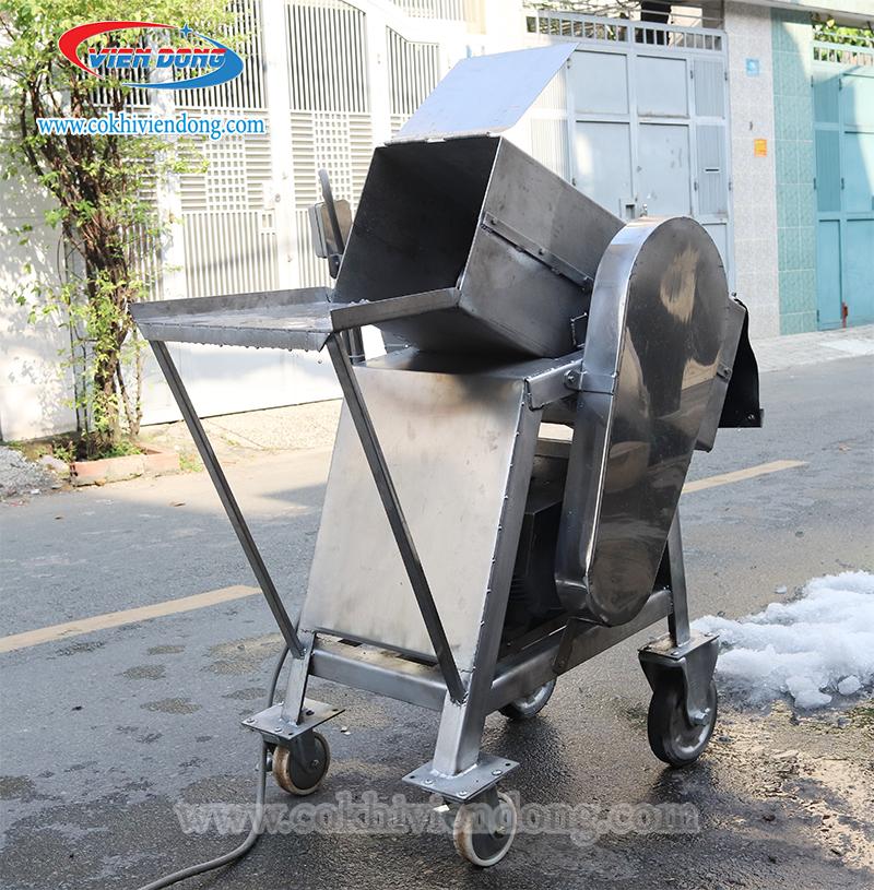 máy xay nước đá công nghiệp