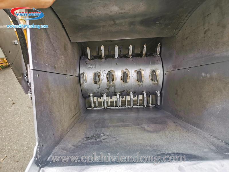 máy xay đá cây công nghiệp
