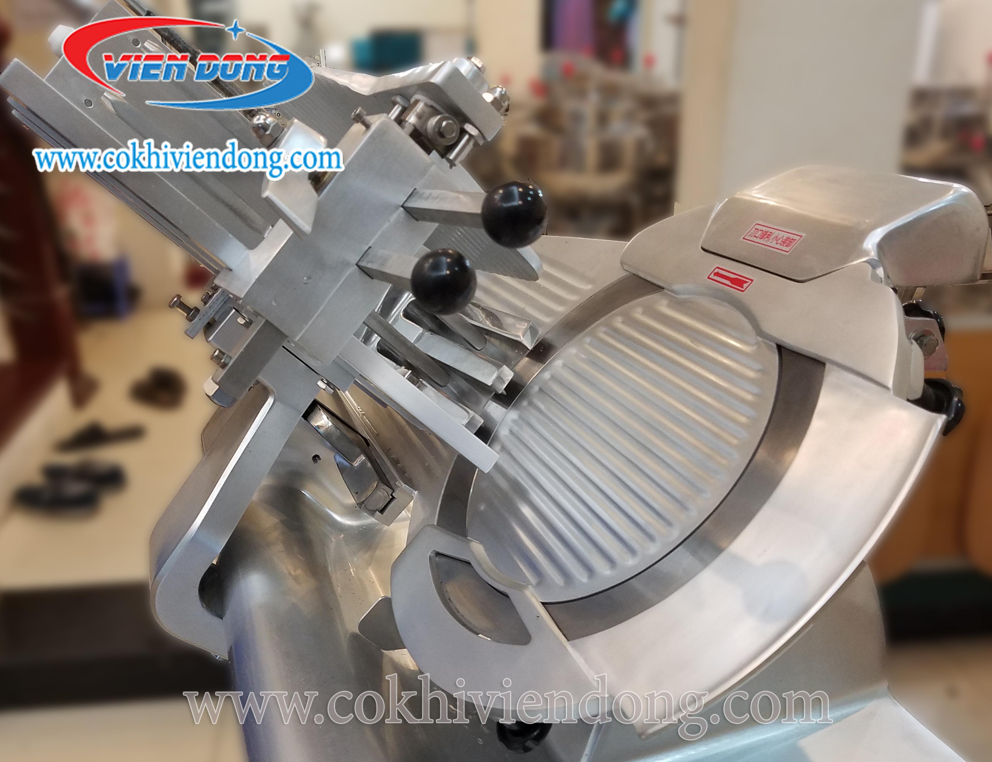 Máy cắt thịt đông lạnh công nghiệp SL350B-anh2