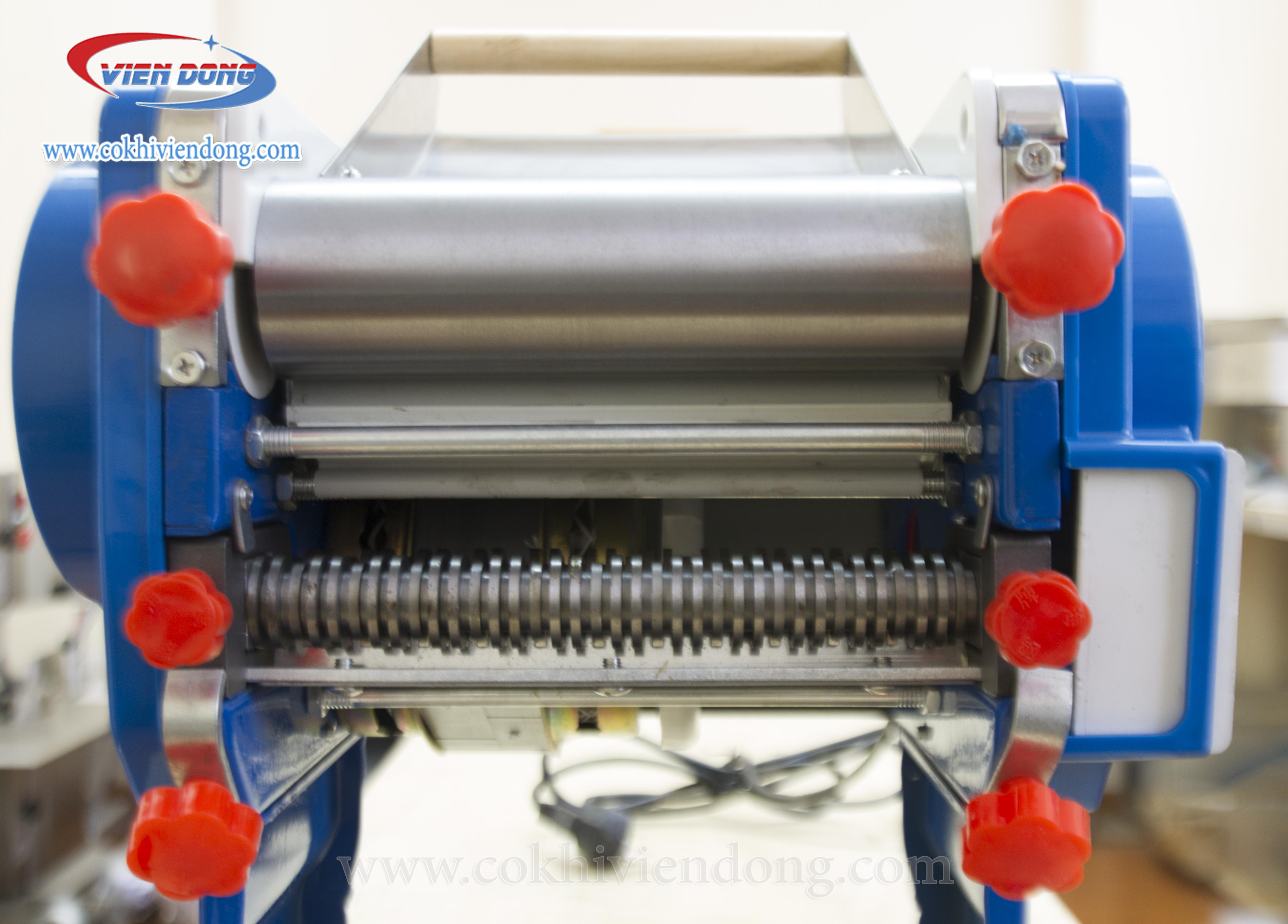 Máy cán bột & cắt bột DZM-200B