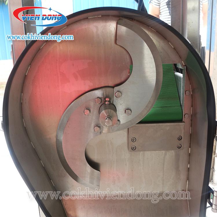 Máy thái thịt chín, bì lợn, tai heo FC-304-1