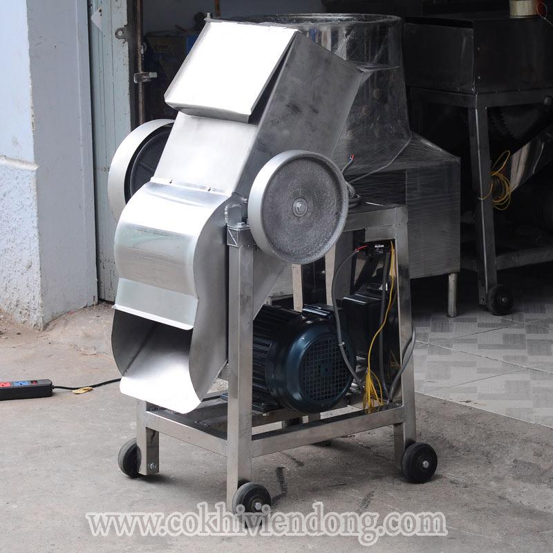Máy xay đá công nghiệp Inox 201
