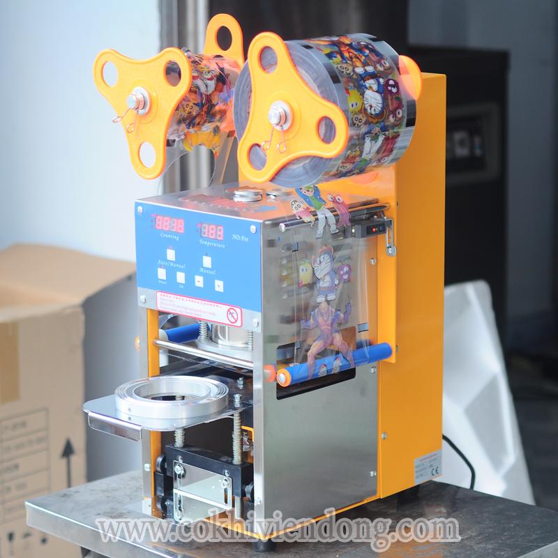 Máy ép miệng ly tự động ATAI F08