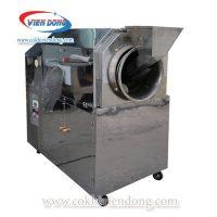 Máy rang hạt VD 30 – Vỏ máy Inox 201, lồng rang Inox 304