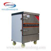Tủ hấp công nghiệp Việt Nam dùng điện 6 – 24 khay