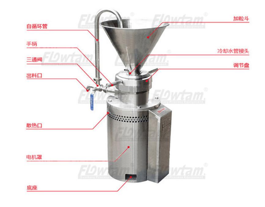 Máy nghiền công nghiệp đa năng JML- 50v