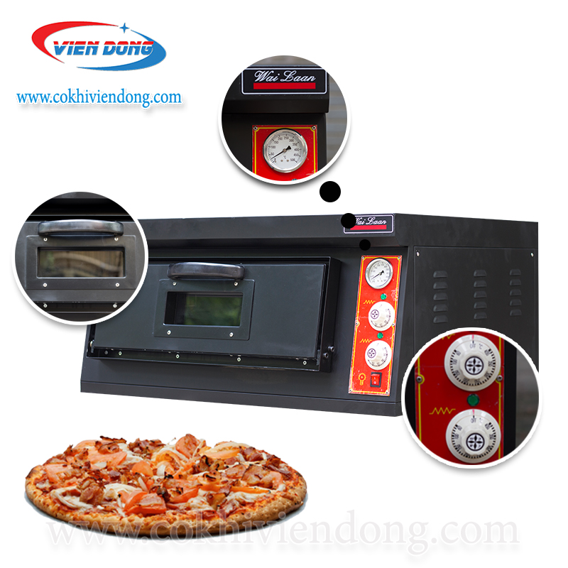 Lò nướng Pizza DR- 1- 4