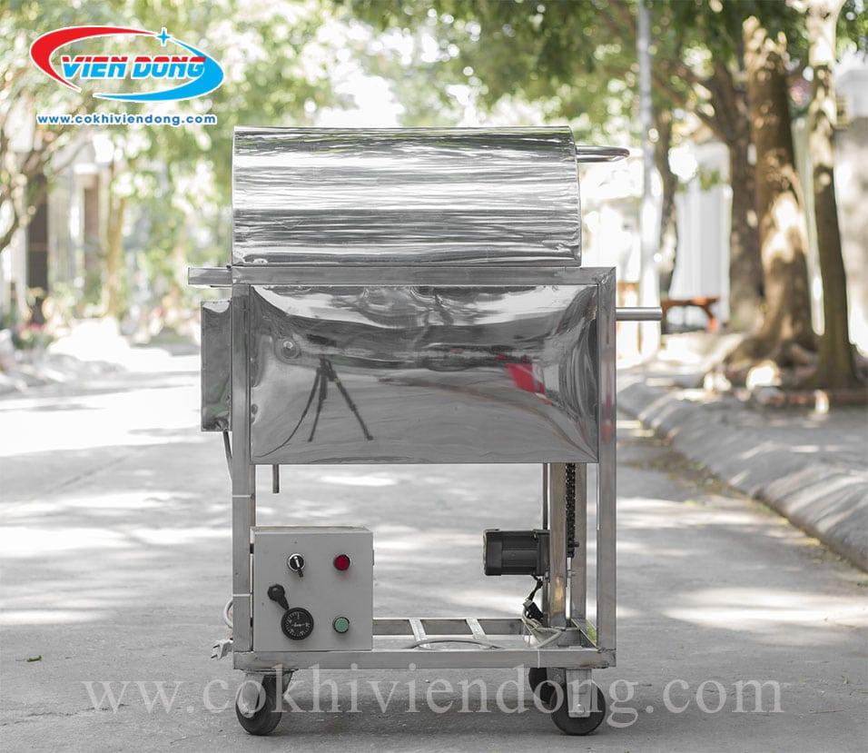 Máy nướng chả quế bằng điện 1 khuôn