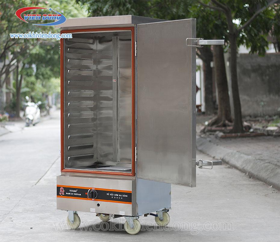 tủ hấp công nghiệp Việt Nam dùng gas