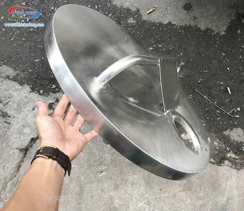 lò quay vịt inox 80 2 lớp (4)