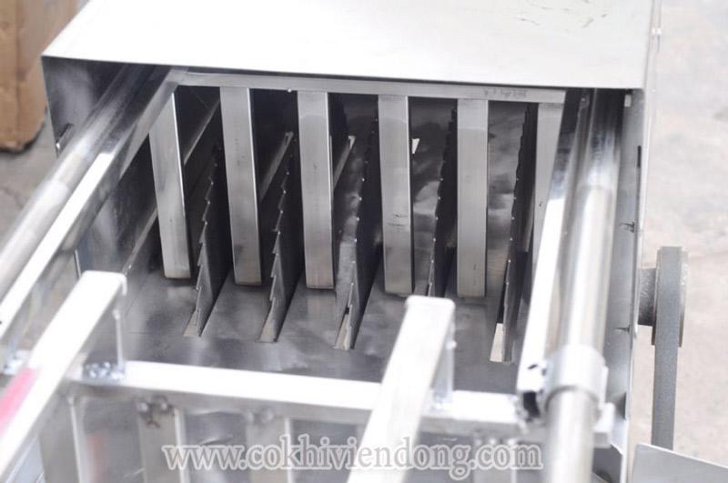 Máy cắt đá 5 lưỡi tay kéo