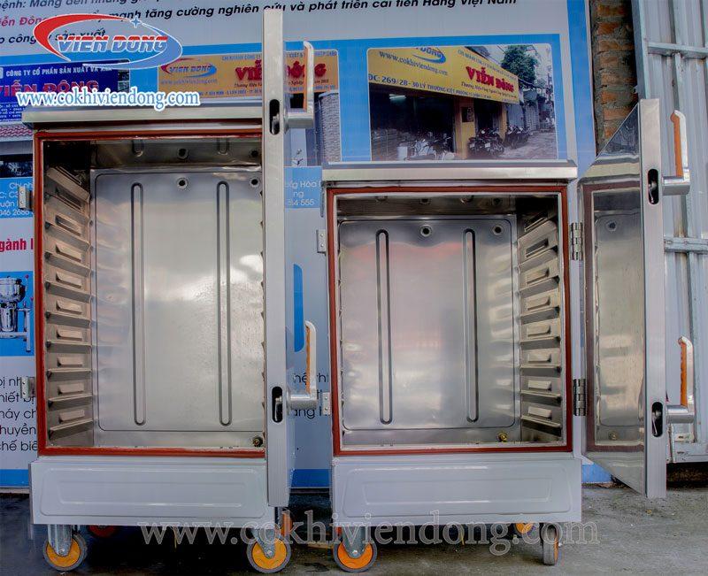 tủ nấu cơm công nghiệp giá rẻ