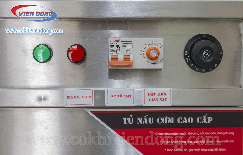 tủ hấp công nghiệp Việt Nam