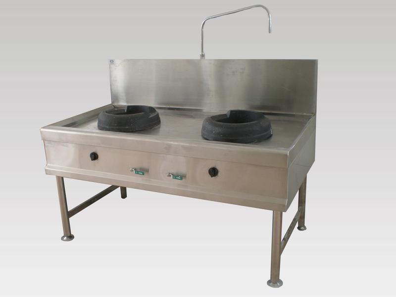 Bếp xào công nghiệp