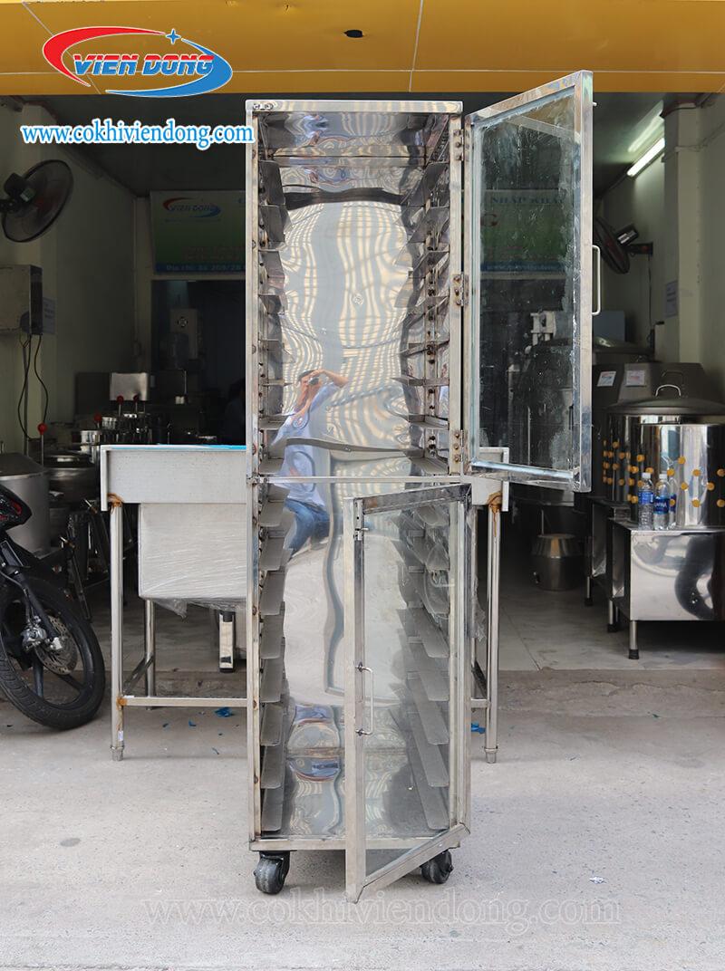 Tủ ủ bột không điện