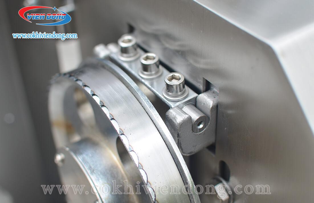máy cưa xương F120A bàn lật