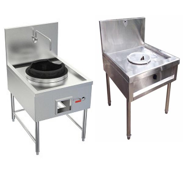 bếp á đơn công nghiệp