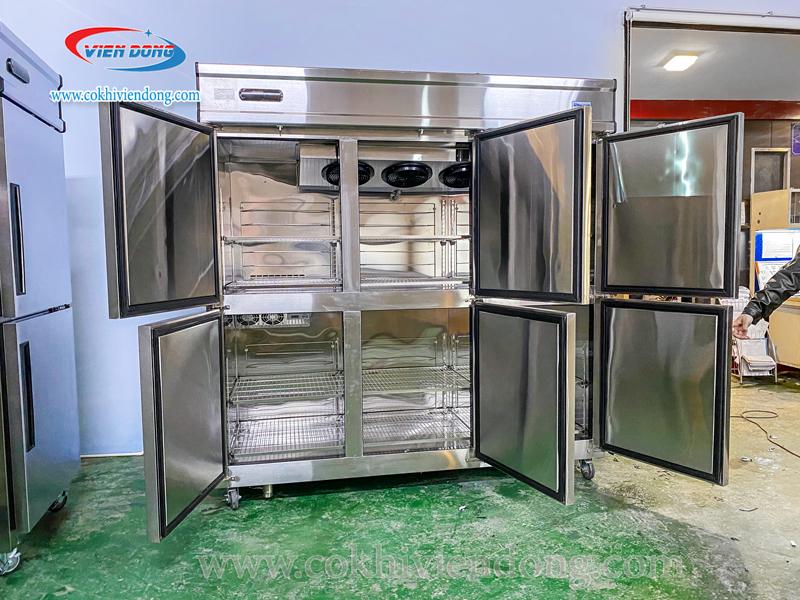 Tủ lạnh công nghiệp 6 cánh
