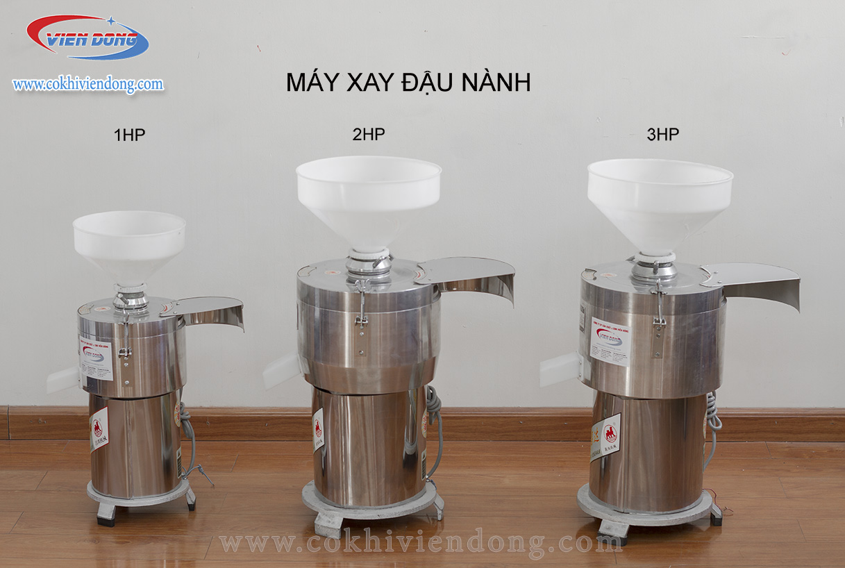 máy xay sữa đậu nành công nghiệp
