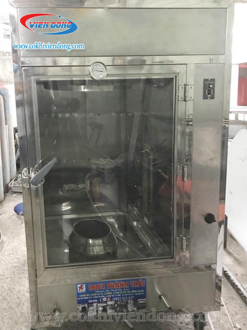 Đồng hồ đo nhiệt độ trên cửa lò