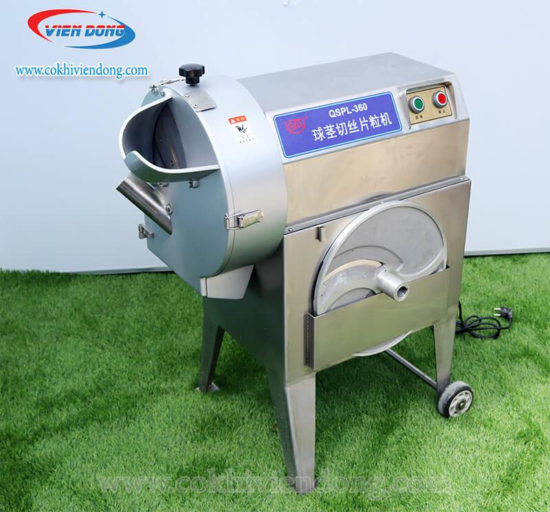 máy cắt rau củ quả công nghiệp