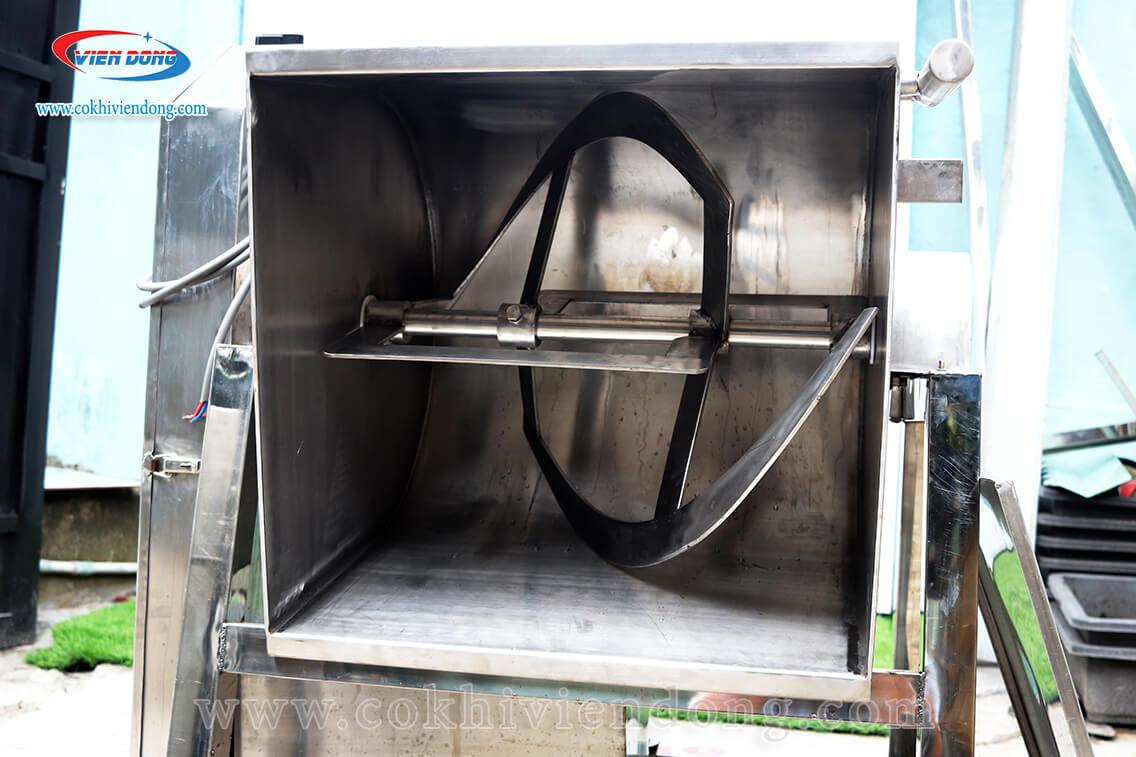 máy trộn nằm ngang 50kg