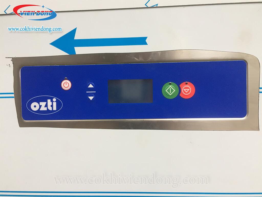 Bảng điều khiển máy rửa bát cho nhà hàng Ozti OBM 1080