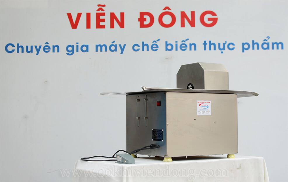 máy buộc chỉ xúc xích dùng điện EY 52A