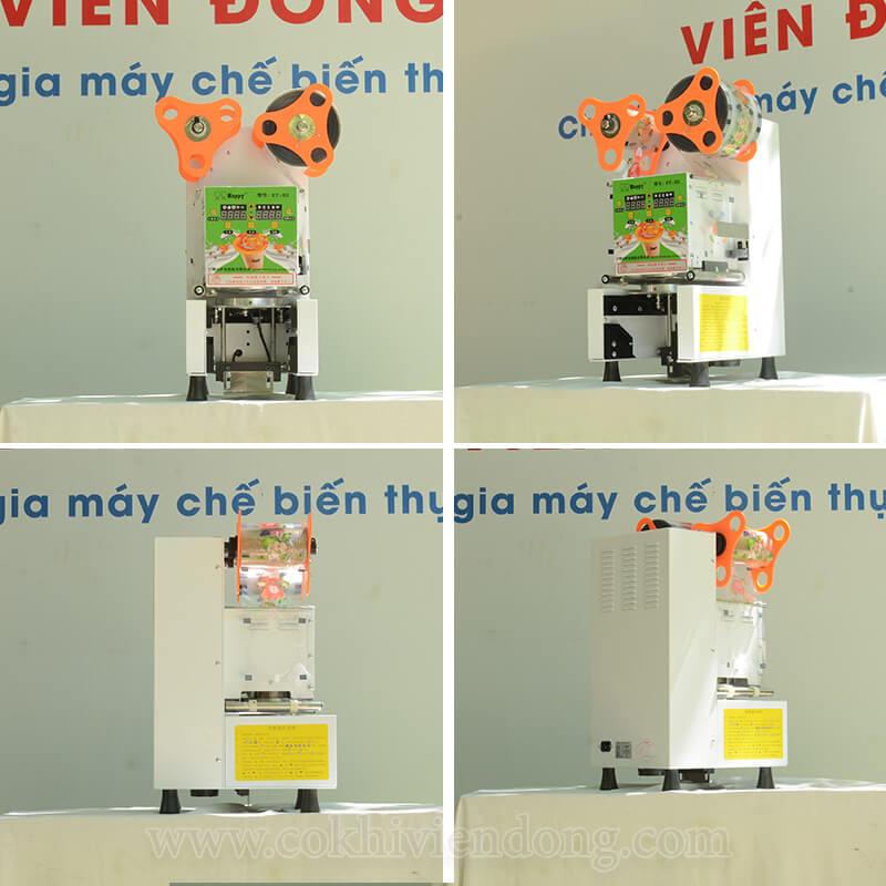 Máy dán miệng cốc tự động ET H2