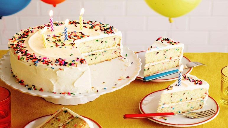 cách làm kem bánh sinh nhật