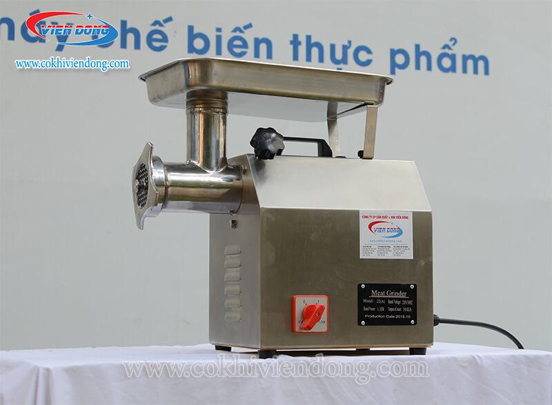 máy xay thịt công nghiệp 22A