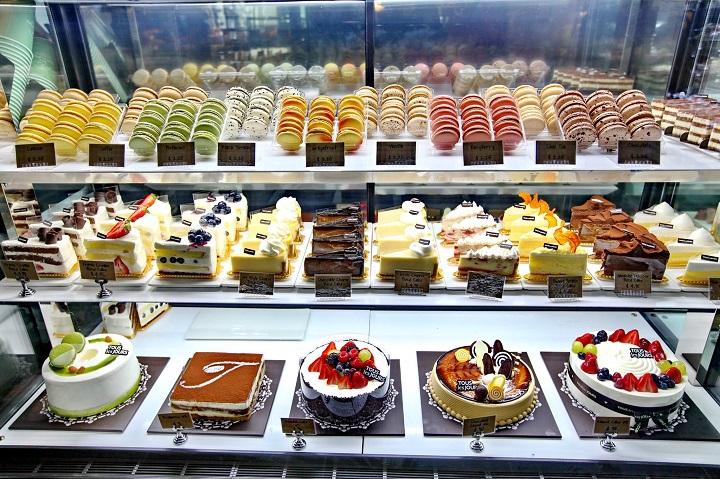 làm giàu từ bánh ngọt