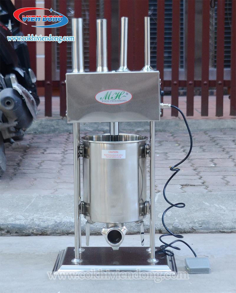 máy làm xúc xích công nghiệp