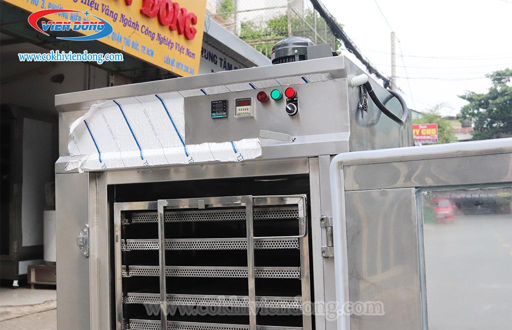 Tủ sấy lạp xưởng điện Việt Nam