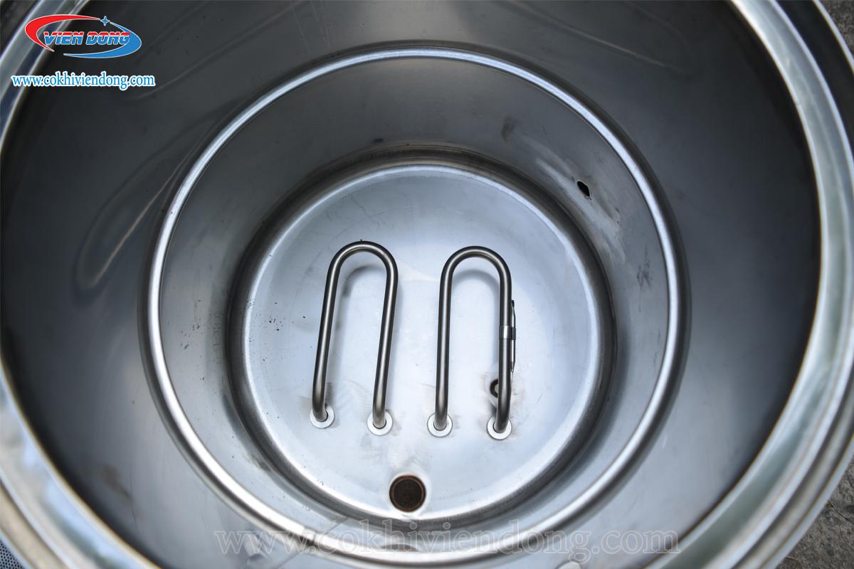 nồi nấu nước lèo dùng điện 50l